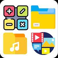 Calculator Locker - Photo, Video, Audio Hider Pro Gratuit sur Android