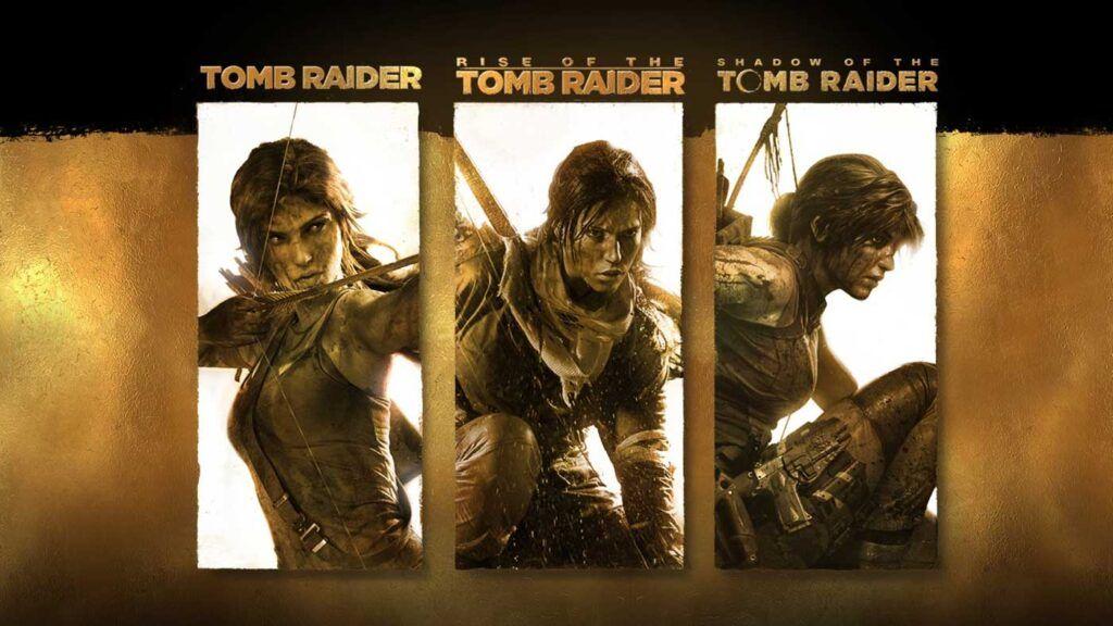 Tomb Raider: Definitive Survivor Trilogy sur PS4 (Dématérialisés)