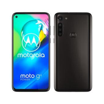 "Smartphone 6.4"" Motorola Moto G8 Power - Full HD+, SnapDragon 665, 4 Go RAM, 64 Go ROM"