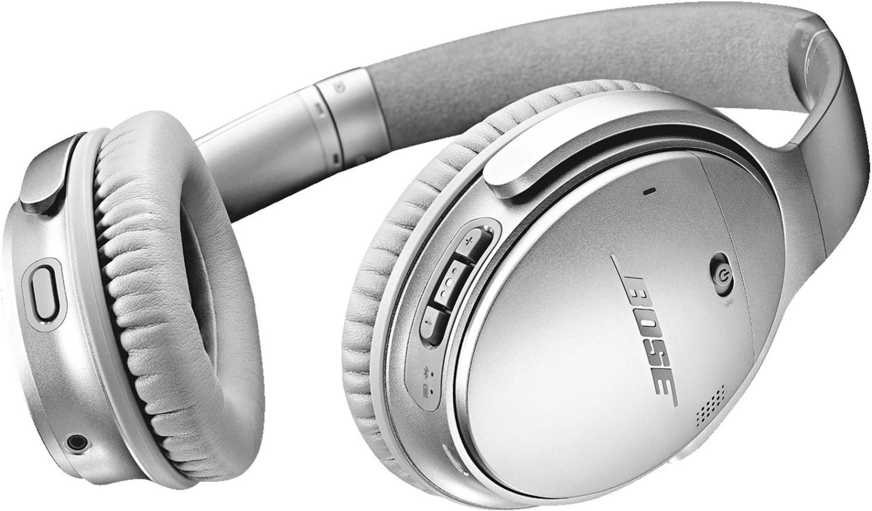 Casque audio sans-fil Bose QuietComfort 35 II Wireless - argent (vendeur tiers)