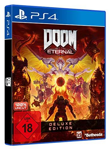 Doom Eternal Deluxe Edition sur PS4