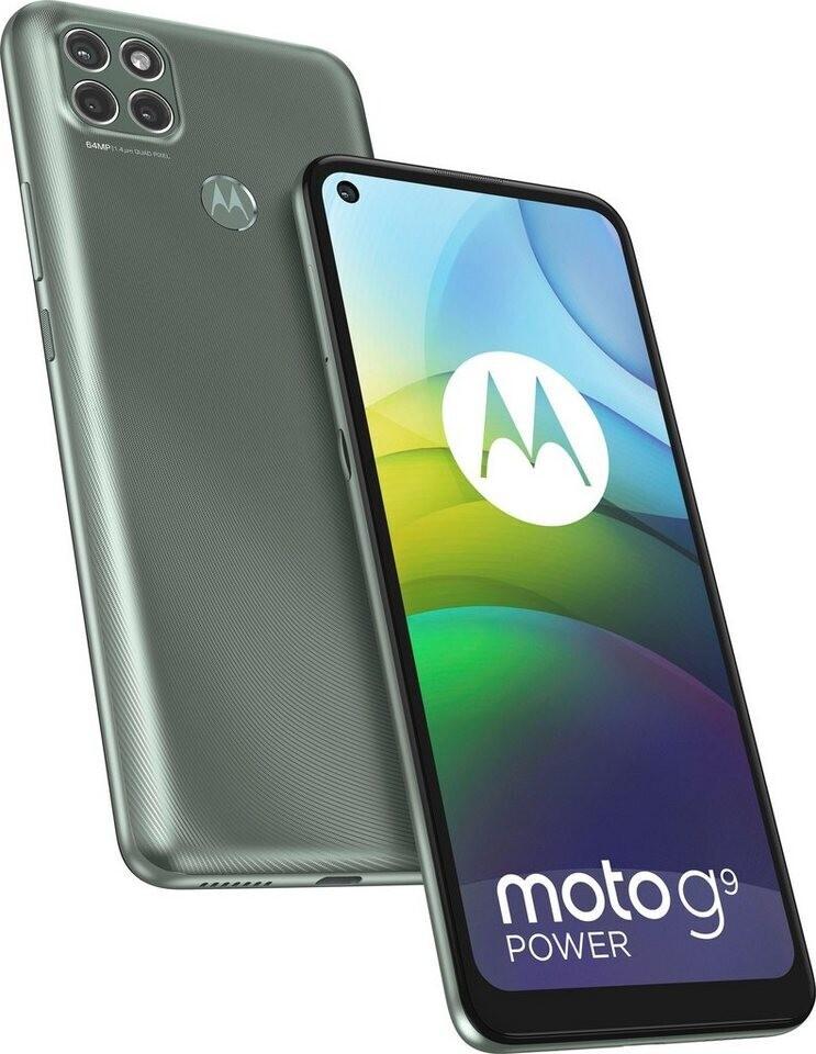 "Smartphone 6.78"" Motorola Moto G9 Power - HD+, SnapDragon 662, 4 Go de RAM, 128 Go"