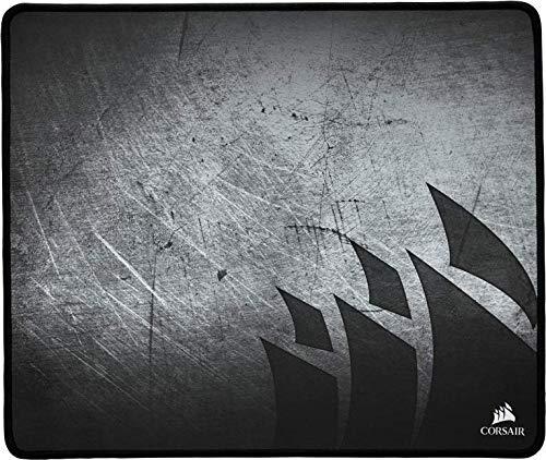 Tapis de souris gaming Corsair Gaming MM300 Medium - Anti-Effilochement - Noir/Gris