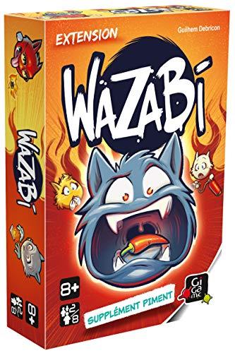 Extension de jeu de société Wazabi : Supplément piment