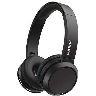 Casque sans fil Bluetooth Philips TAH4205BK - Autonomie de 29h, USB-C, Noir
