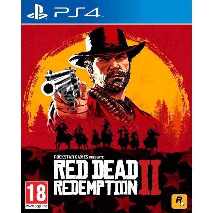 Red Dead Redemption 2 sur PS4