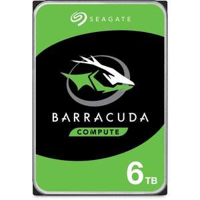 "Disque Dur Interne 3.5"" HDD Seagate - 6To, 5 400 tr/min (ST6000DM003)"