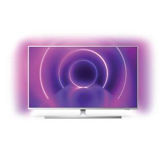 """TV LED 50"""" Philips The One 50PUS8545 - 4K UHD, Smart TV, Ambilight 3 côtés (+ 60€ offerts pour les Adhérents)"""