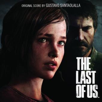 CD BO The Last of Us - Original Score by Gustavo Santaolalla