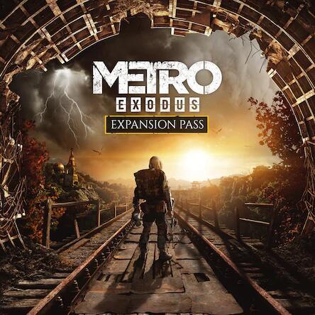 Pass Expansion pour Metro Exodus sur PS4 (Dématérialisé)