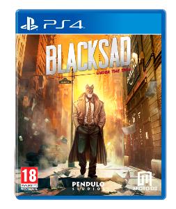 Sélection de jeux en promotion - Ex: Blacksad Under the Skin Limited Edition sur PS4