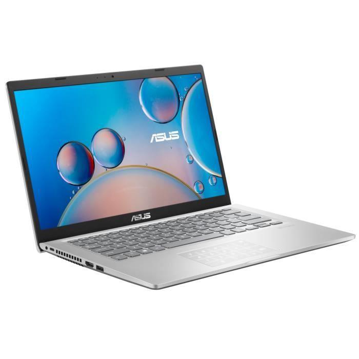 """PC Portable 14"""" Asus Vivobook R415UA-EB035T - IPS, Ryzen 5 5500U, RAM 8 Go 3200 MHz, SSD NVMe 512 Go, NumPad (+ 50€ à cagnotter pour CDAV))"""