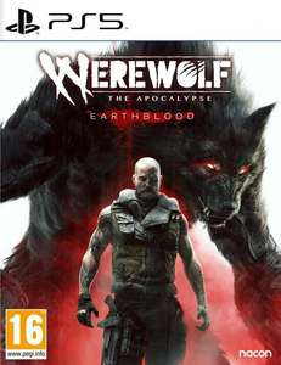 Werewolf The Apocalypse Earthbloodsur PS5