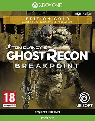 Tom Clancy's Ghost Recon Breakpoint - Édition Gold sur Xbox One (+ 0.34€ en Rakuten Points)