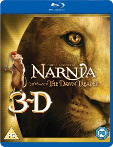 Narnia L'odyssée du Passeur d'Aurore [Blu-ray 3D] (Fait partie de l'offre 2 Blu-rays = 13.74€)