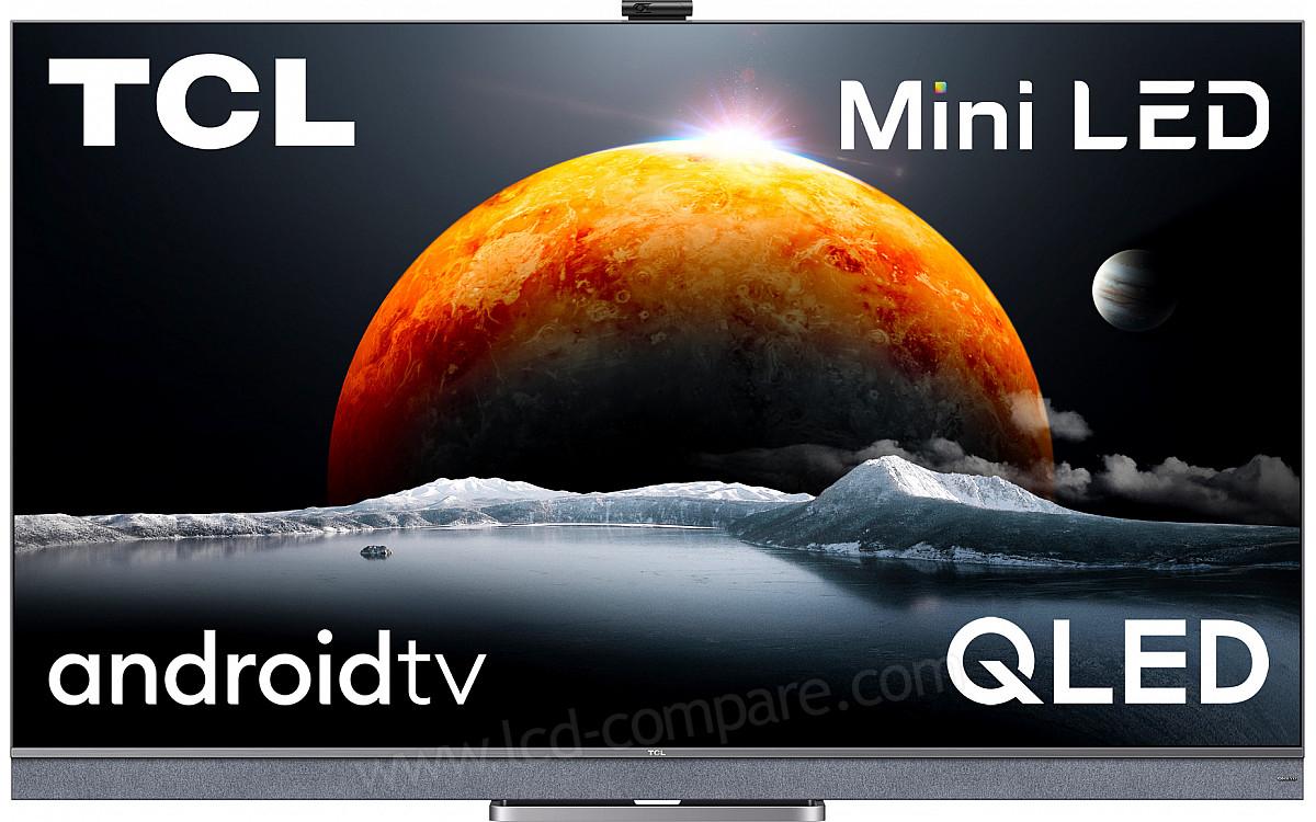 """TV MiniLED QLED 65"""" TCL 65C825 - 4K UHD, 100Hz, Smart TV (Via ODR 150€) +170€ pour les Adhérents"""