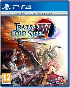 The Legend of Heroes : Trails of Cold Steel IV - Édition Frontline sur PS4