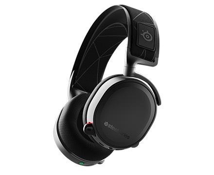 Casque micro sans fil Steelseries Arctis 7 - Son Surround DTS Headphone:X v2.0 pour PC, PlayStation 5 et PS4 - Noir