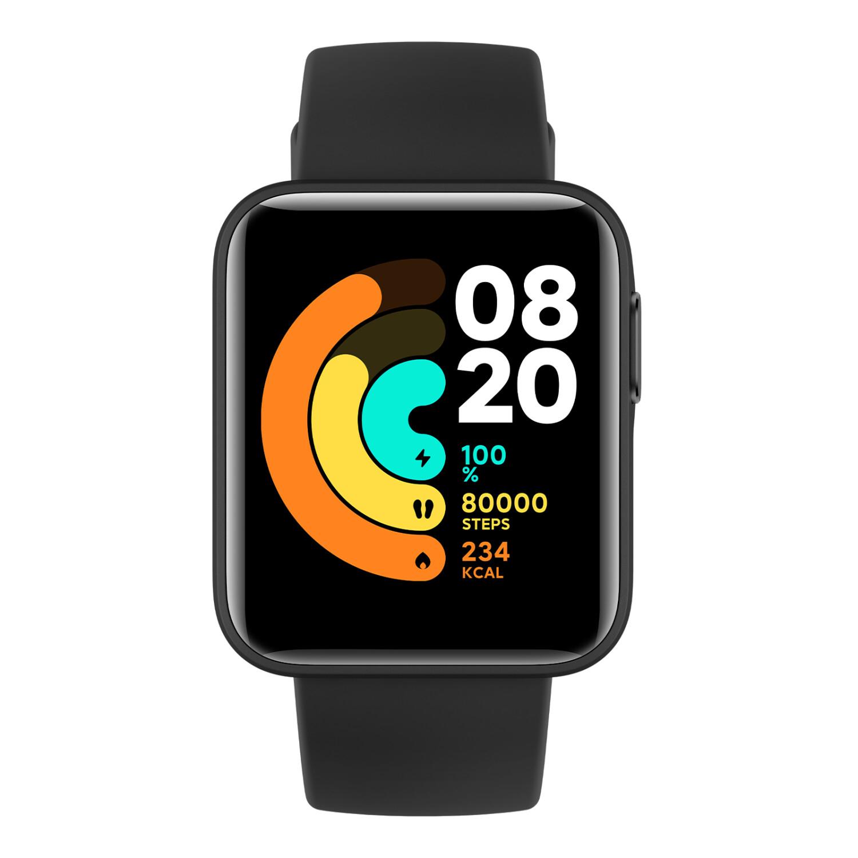 Montre connectée Xiaomi Mi Watch Lite - noir (vendeur tiers)