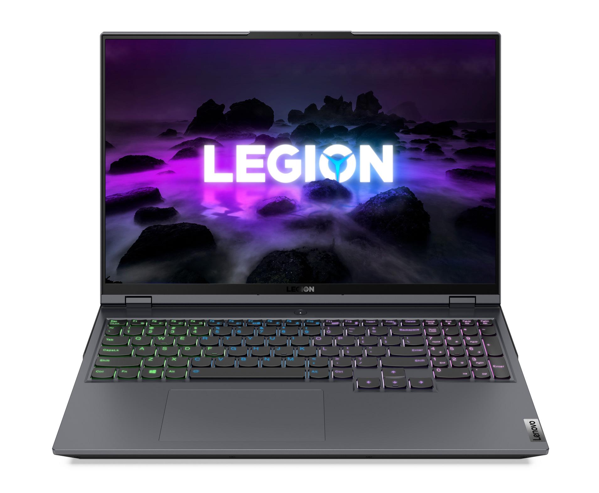 "PC Portable 16"" Lenovo Legion 5 Pro - Ryzen 7 5800H, RTX 3070, 16Go de ram"
