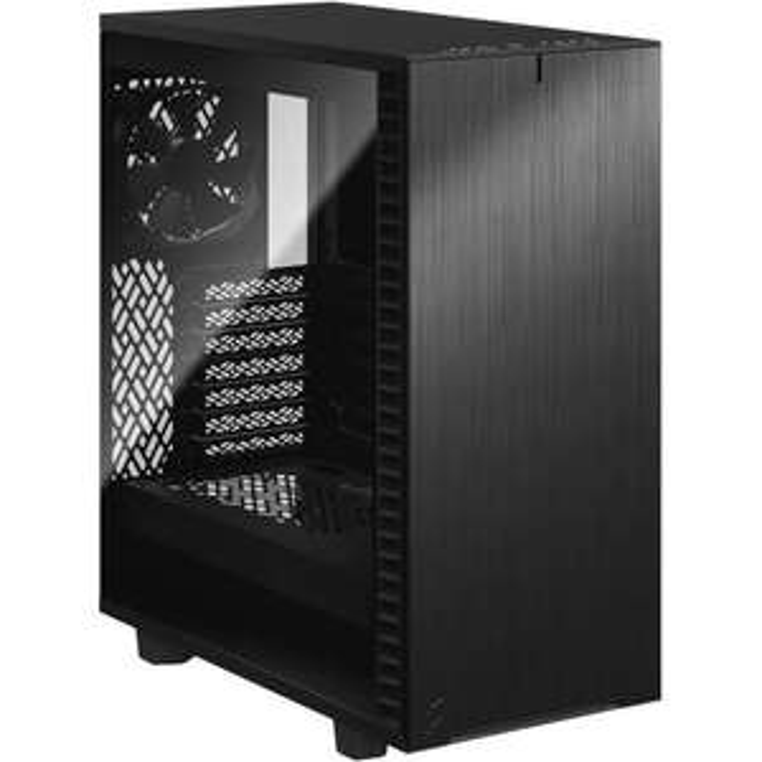 Boitier PC Fractal Design Define 7 Compact Dark TG - ATX