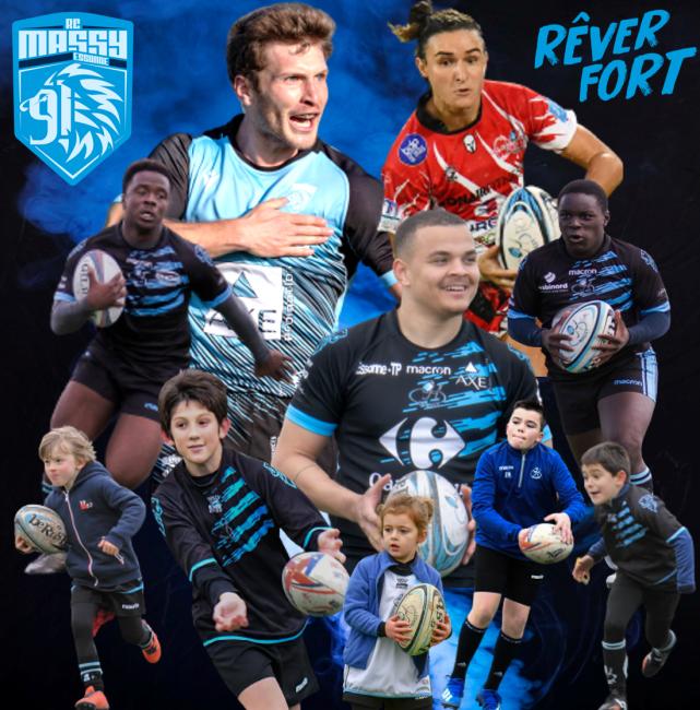[Jeunes] Cours Gratuits de Rugby - RCME Massy (91)