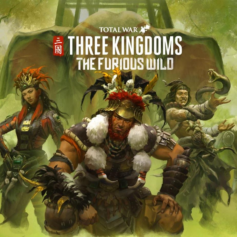 Bande Son Total War: Three Kingdoms - The Furious Wild Gratuite sur PC (Dématérialisé - totalwar.com)