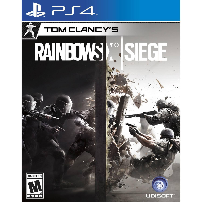 Tom Clancy's Rainbow Six: Siege sur PlayStation 4 / Xbox One