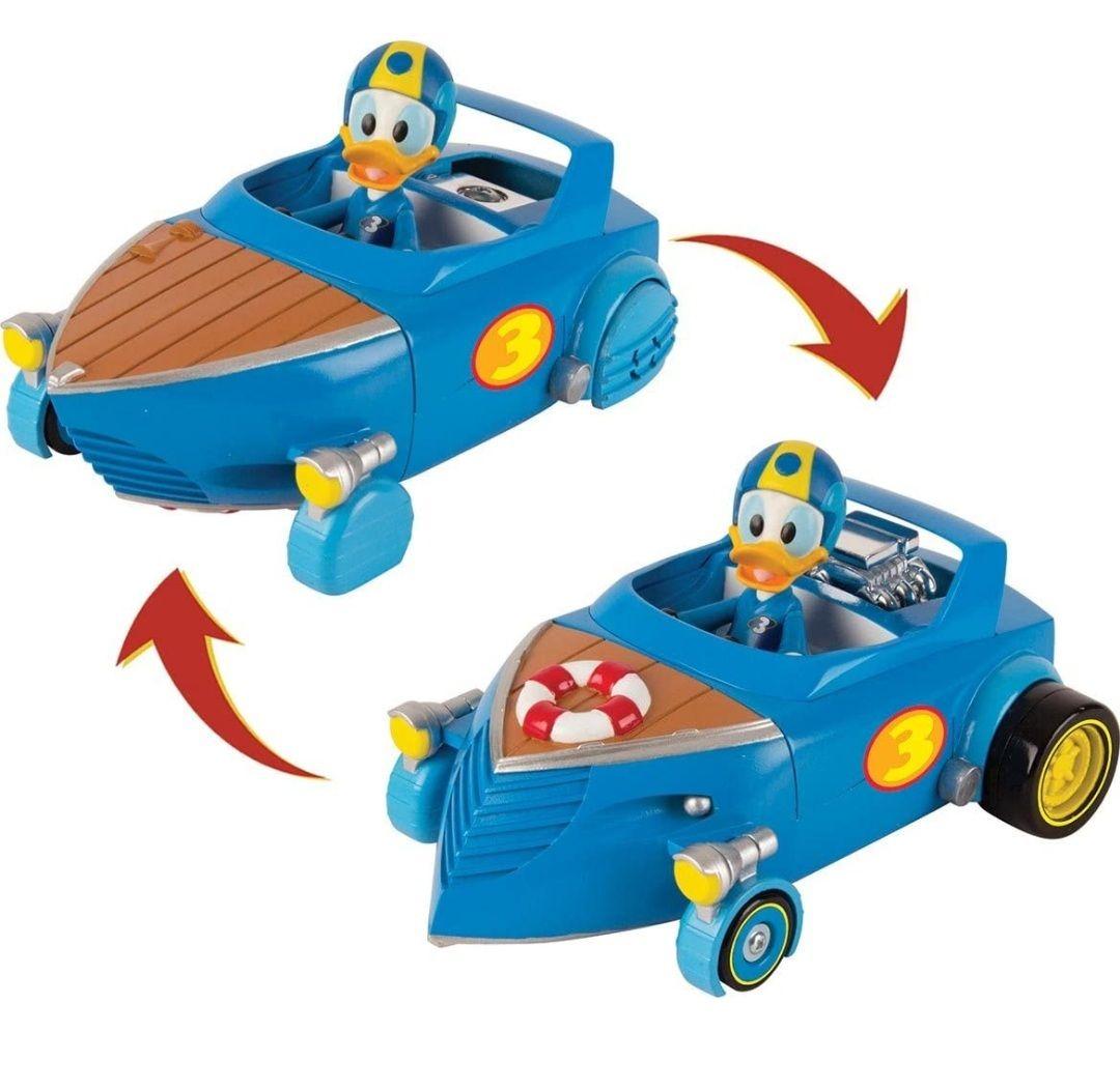 Jouet IMC Toys Disney 182820 - Véhicule transformable Donald (Via coupon)