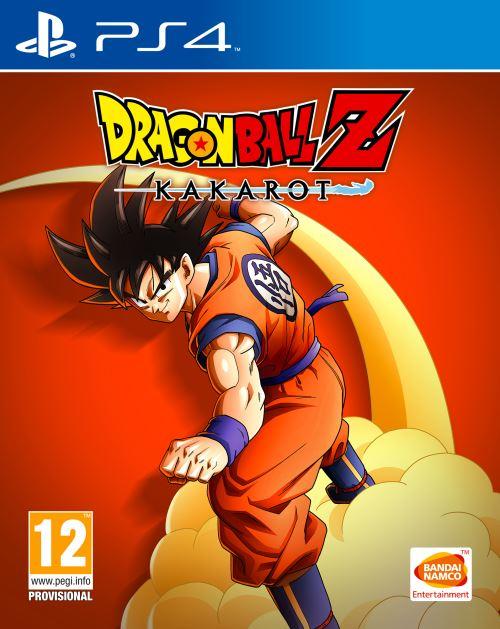 Dragon ball Kakarot sur PS4 ou XBOX + 1 mois d'abonnement à BrutX