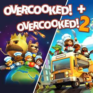 [Gold] Overcooked! + Overcooked! 2 sur Xbox One & Series (Dématérialisé)