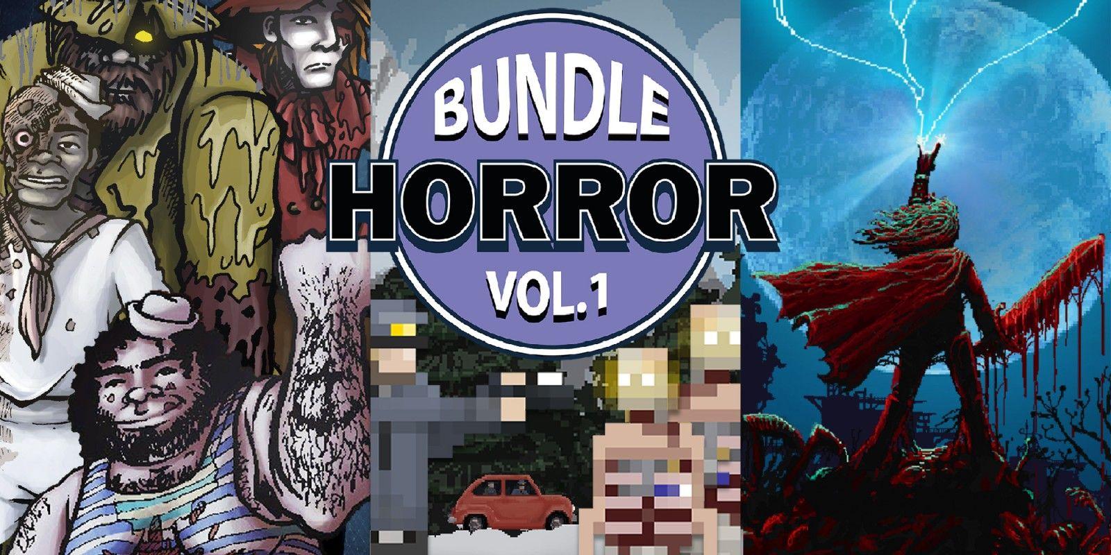 Pack de jeux Horror Bundle Vol.1 (3 jeux) sur Nintendo Switch (Dématérialisé)