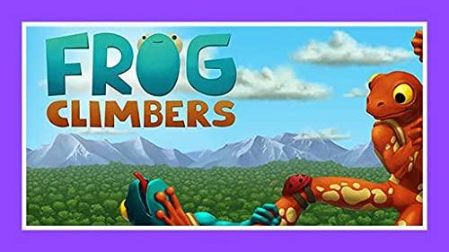 [Twitch / Amazon Prime] Frog Climbers offert sur PC (Dématérialisé)