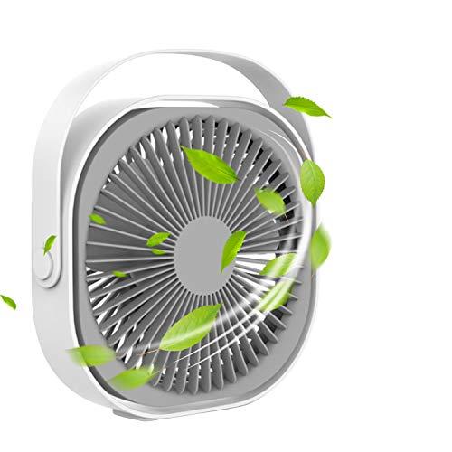 Mini ventilateur portable HyAdierTech - 3 vitesses, recharge USB (vendeur tiers)