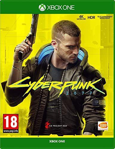 Jeu Cyberpunk 2077 sur Xbox One - Edition Day One