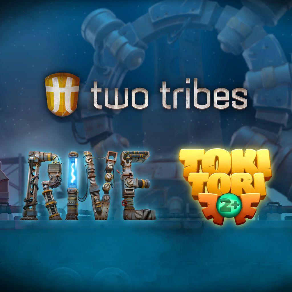 Two Tribes Pack: RIVE & Toki Tori 2+ sur PS4 (Dématérialisés)