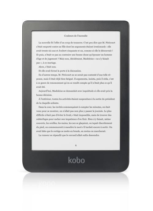 Liseuse numérique Kobo Clara HD (+ 10€ offerts sur le compte fidélité)