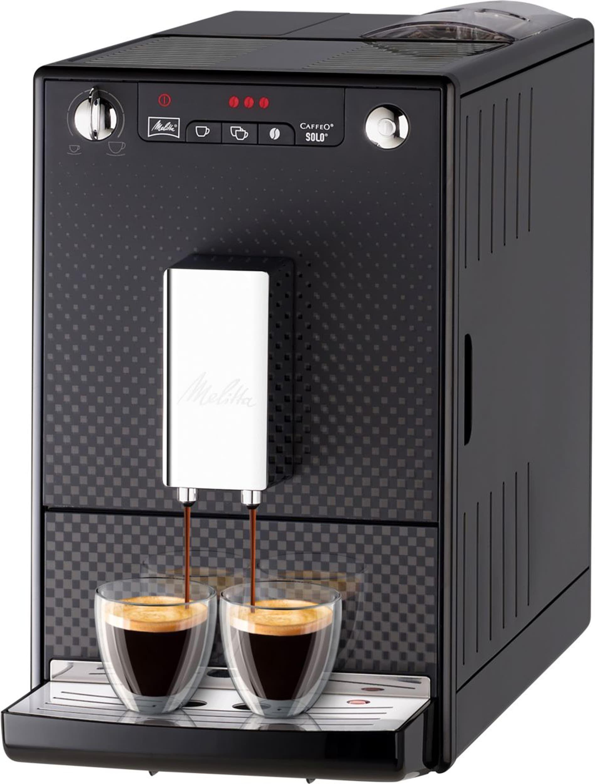 Machine à café Melitta Solo DeLuxe 717493800000 (Frontaliers Suisse)