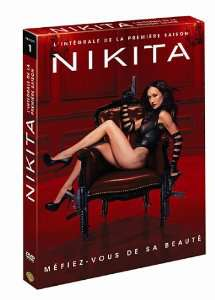 NIKITA saison 1 en version 5 DVD