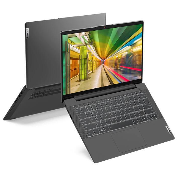 "Sélection de PC Portables 14"" Lenovo IdeaPad 5 - Ex : Full HD IPS, Ryzen 7 5700U, RAM 16 Go 3200 MHz, SSD NVMe 512 Go, Windows 10"