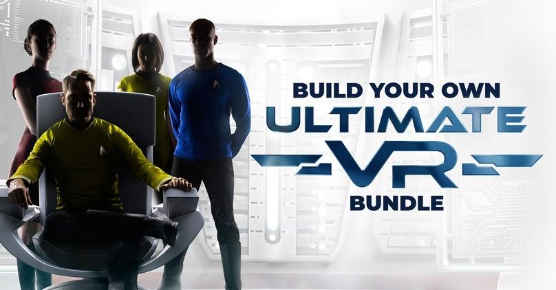 Bundle de jeux-vidéo Ultimate VR sur PC (dématérialisés) - Ex : 2 jeux parmi la sélection pour 8.99€