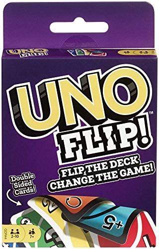 Jeu de société Uno Flip (via coupon)