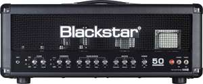 Têtes d'ampli guitare tout lampes Blackstar Series One 50 (698 €), 100 (798 €) et 200 (1190 €)