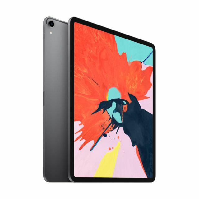 """Tablette 12.9"""" Apple iPad Pro (2018) WiFi + Cellular - 512 Go"""