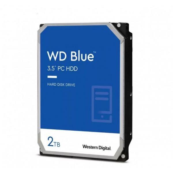 "Disque dur interne 3.5"" Western Digital Blue - 2 To"