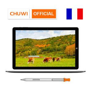 "Tablette 10,1"" Chuwi Hi10 X - Gemini-Lake N4100, 1200 x 1920, 6 Go RAM, 128 Go ROM, Wi-Fi, Windows 10 avec Clavier et Stylet"