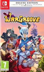 Jeu Wargroove sur Nintendo Switch