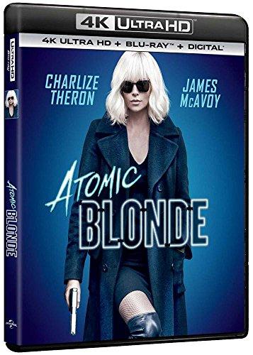 Blu-Ray 4K Atomic Blonde