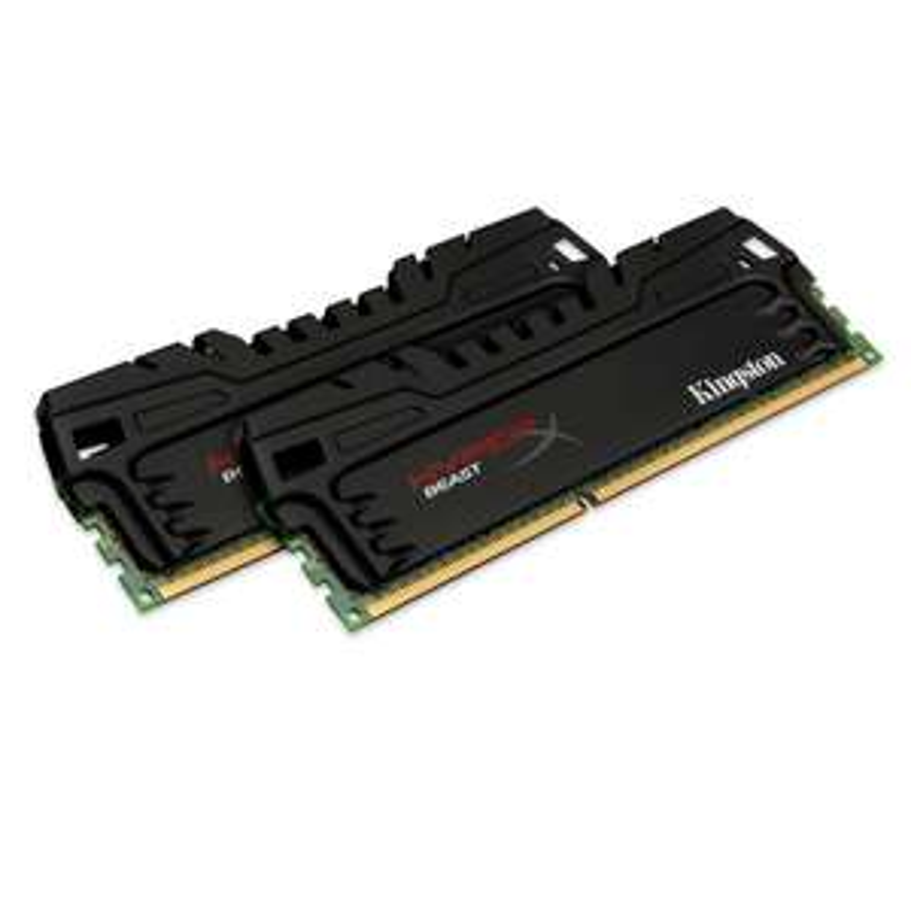 Kit mémoire DDR3 Kingston HyperX Predator Beast 8 Go (2 x 4 Go) - 1600 MHz, PC3-12800, CL9