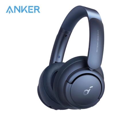 Casque sans-fil à réduction de bruit Soundcore by Anker Life Q35 (Via Coupon)